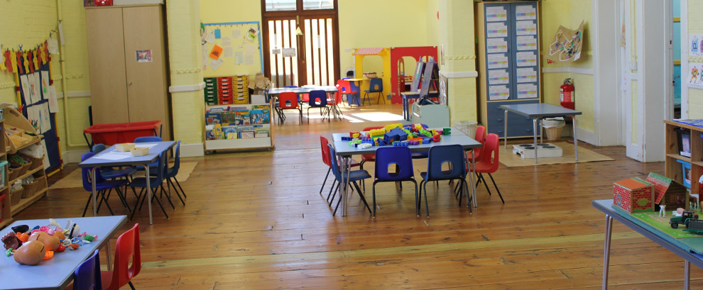 We provide pre-school education to children aged 2-4 years old.